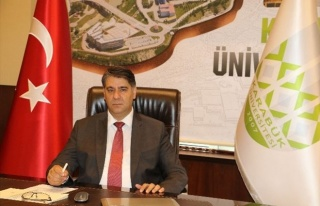 Rektör Polat, 30 Ağustos Zafer Bayramını Kutladı