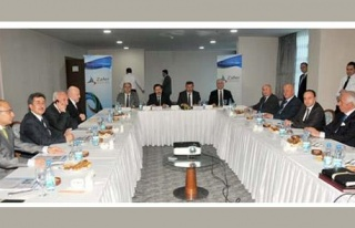 Zafer Kalkınma Ajansı Afyonkarahisar'da Toplandı