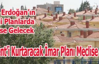 Aysun Erdoğan'a Çizdiği Planlar Meclise Geliyor