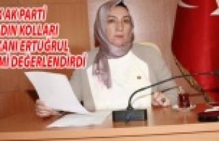 """İLKNUR ERTUĞRUL: """"KAZANAN TÜRKİYE OLDU"""""""