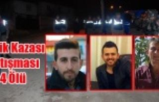 Emet'te iki aile arasında silahlı kavga: 4...