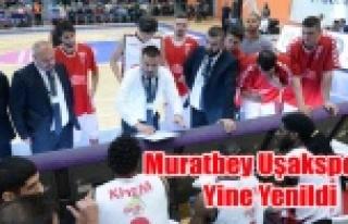 Muratbey Uşak Sportif: 77  Anadolu Efes: 84