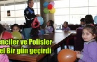 TOPLUM DESTEKLİ POLİS ÇALIŞMALARI
