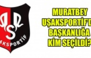 MURATBEY UŞAKSPORTİF KONGRESİ YAPILDI