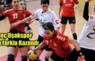 Genç Uşakspor: 32 - Bursa Osmangazi Belediyespor:...