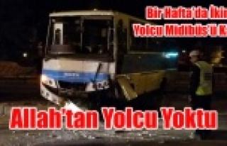 ORTA REFÜJE ÇIKAN MİDİBÜS ORTALIĞI SAVAŞ ALANINA...