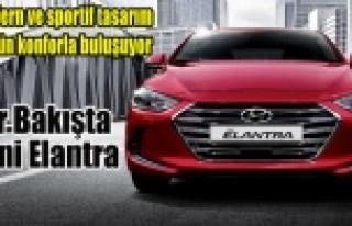 Yeni Elantra Hyundai Çiftçioğlu Otomotivde Sizleri...