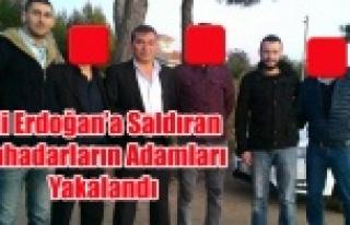 ALİ ERDOĞAN'A SALDIRAN ÇUHADARLARIN 3 ADAMI...