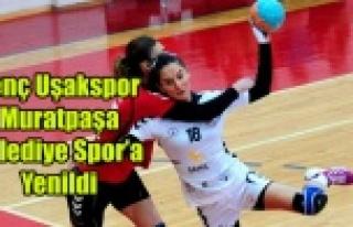Genç Uşakspor: 28 - Muratpaşa Belediyespor: 42