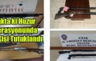 HUZUR OPERASYONUNDA 51 KİŞİ TUTUKLANDI