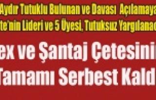 İŞ ADAMLARININA TUZAK KURAN SEX VE ŞANTAJ ÇETESİ...