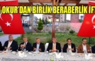 """Vali Ahmet Okur'dan """"Birlik Beraberlik Ve..."""