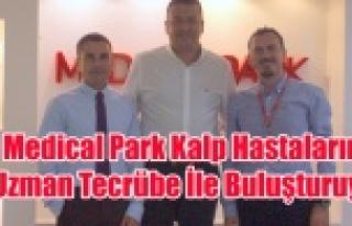 Medical Park Kalp Hastalarını Uzman Tecrübe İle...