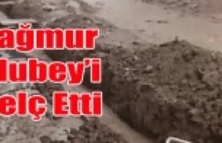 YAĞMUR ULUBEY'İ FELÇ ETTİ