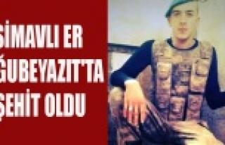 SİMAV'LI ŞEHİT AKHİSAR'DA TOPRAĞA VERİLDİ