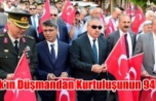 UŞAK'IN DÜŞMAN İŞGALİNDEN KURTULUŞUNUN...