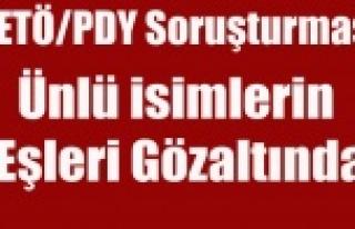 UŞAK TA 'FETÖ OPERASYONUNDA İŞ ADAMLARININ...