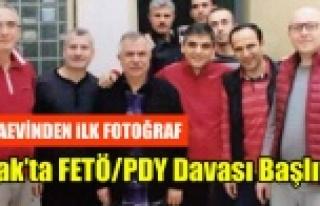 111 Sanıklı ilk FETÖ/PDY Davası Yarın Uşak'ta...