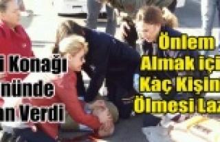 YAYA GEÇİDİ KAPATLDI ÖLÜMLÜ KAZALAR BAŞLADI,...