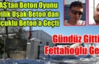 BETONDA BÜYÜK OYUN, MODERN'E VERİLMEYEN RUHSAT...