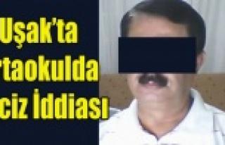ORTA OKUL BAŞ MÜDÜR YARDICIMSI 5 ÖĞRENCİYE TACİZDEN...