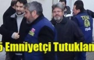 UŞAK'TA 25 ESKİ EMNİYETÇİ FETÖ'DEN...