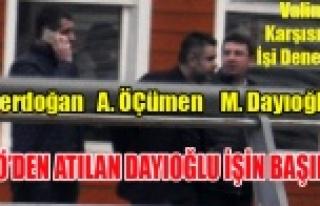 FETÖ'DEN İHRAÇ EDİLEN FEN İŞLERİ MÜDÜRÜ...