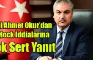 VALİ AHMET OKUR'DAN BYLOCK İDDİALARINA SERT...