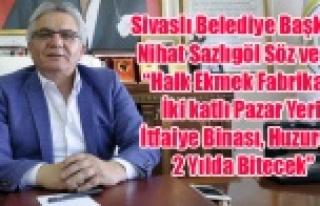 TÜM PROJELER BİTTİĞİNDE SİVASLININ ÇEHRESİ...