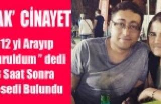 UŞAK'TA ESRARENGİZ CİNAYET