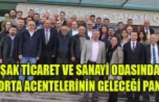 UTSO'DA SİGORTA ACENTELERİNİN GELECEĞİ PANELİ...
