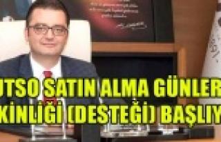 UTSO SATIN ALMA GÜNLERİ ETKİNLİĞİ (DESTEĞİ)...