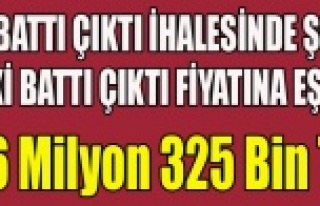 3. BATTI ÇIKTI MALİYETİ 2 BATTI ÇIKTI FİYATINA...