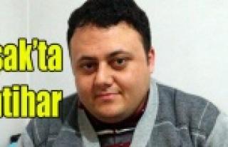UŞAK'TA İNTİHAR 27 YAŞINDAKİ GENÇ YAŞAMINA...