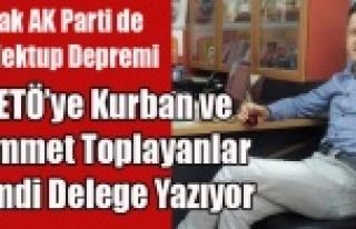 ESKİDEN HİMMET VE KURBAN TOPLAYANLAR ŞİMDİ AK...