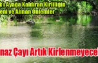 BANAZ ÇAYI NEDEN KİRLENDİ, BANAZ ÇAYI BİR DAHA...