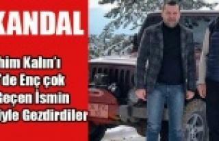 CUMHURBAŞKANI SÖZCÜSÜNÜ FETÖ'DEN EN ÇOK...