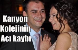 KANYON KOLEJİNİN SEVİLEN ÖĞRETMENİ KANSERE YENİK...