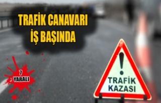 TRAFİK CANAVARI İŞ BAŞINDA