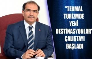 """""""TERMAL TURİZMDE YENİ DESTİNASYONLAR""""..."""