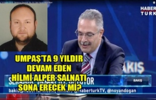 UMPAŞ'TA HİLMİ ALPER SALTANATI SONA ERECEK...