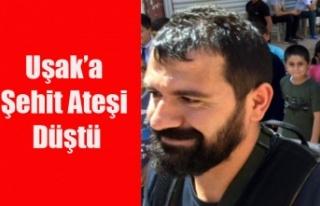 UŞAKLI POLİS MEMURU NAZIM TUNCER DİYARBAKIR DA...