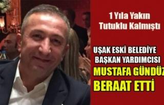 FETÖ'DEN YARGILANAN İŞ ADAMI MUSTAFA GÜNDÜZ...