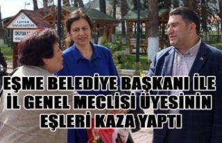 EŞME VE UŞAK'I ÜZEN TRAFİK KAZASI