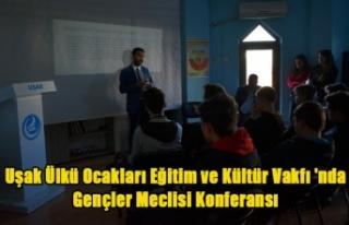 Uşak Ülkü Ocakları Eğitim ve Kültür Vakfı...