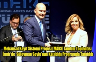 Mekânsal Kayıt Sistemi Projesi (MAKS) Tanıtım...