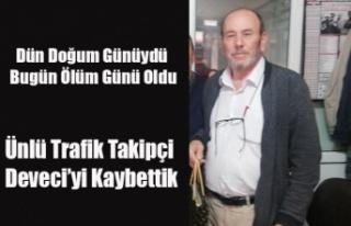 ÜNLÜ TRAFİK TAKİPÇİ HÜSEYİN ÇALIKLI(DEVECİ)...