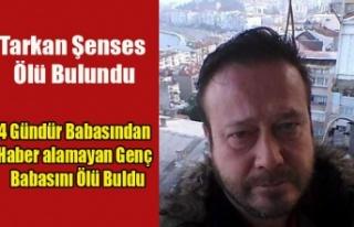 4 GÜNDÜR BABASINDAN HABER ALAMAYAN GENÇ EVE GELDİĞİNDE...