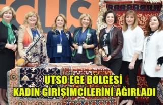 EGE BÖLGESİ KADIN GİRİŞİMCİLER KURULLARI UŞAK'TA...