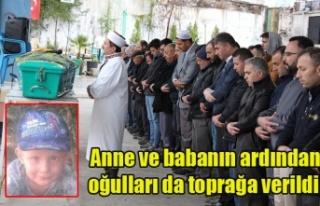 ANNE BABANIN ARDINDAN OĞULLARI DA TOPRAĞA VERİLDİ,...